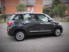 Un venerdì pieno di offerte.. Ecco la prossima, parliamo sempre di Fiat 500L .. Go.. Fiat 500L 1.3 Multijet 85 CV Pop Star Offerta Prezzo con finanziamento…12590 Chilometraggio: 21.000 km Anno: 06/2014 Potenza: 62 kW (84 CV) Carburante: Diesel…. con sensori posteriori Fiat 500L Perfetta.......e scontatissima... Super Super Offerta valida esclusivamente con apertura finanziamento: 600 acconto 12000 finanziamento Primaria banca ... 60-72-84 mesi ..... trattative in sede