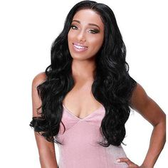 Zury Sis Synthetisch Beyond HD Transparenz Frontal Spitze Perücke - H Hardy Synthetic Lace Front Wigs, Synthetic Hair, Air Dry Hair, Lace Frontal, Hairline, Hair Type, Curls, Long Hair Styles, Beach Waves