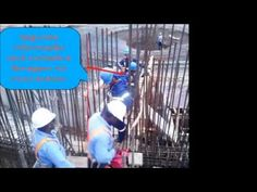 WORK SAFFETY WORD: Acesso seguro nas áreas de trabalho