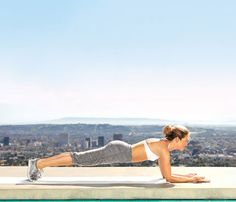 5 Minutes to Flat Abs | SELF