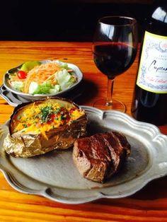 TheBarn #SanAntonio #steakhouse #LittleRedBarn | Little Red Barn