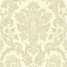Kensington Wallpaper in natural colours with a textured finish by Gold. OMG love this wallpaper