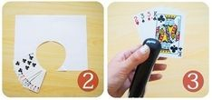 How to make a costume. Diy Queen Of Hearts Costume Collar - Step 2