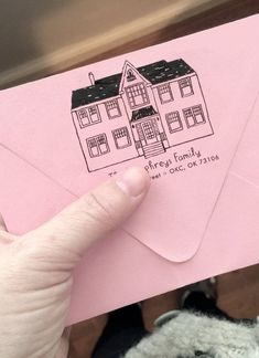 A custom address stamp would make such a good housewarming gift (even if it's for yourself).