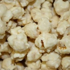 White Chocolate Popcorn. Had these before and they're SO GOOD! You should definitely try them