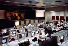 The original mission control - I've been there!
