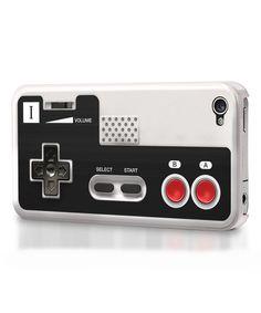 Retro Game Controller Case for iPhone 4