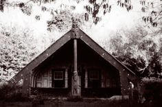 whare 'Poutama', now relocated to Koroniti Marae, Photographs, Photos, Pictures, Kiwiana, He Is Able, New Zealand, The Past, Culture, House Styles