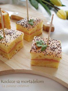 zalogajčići za rođendan Party zalogajčići   Hladna predjela i salate   Virtuelno kuvanje  zalogajčići za rođendan