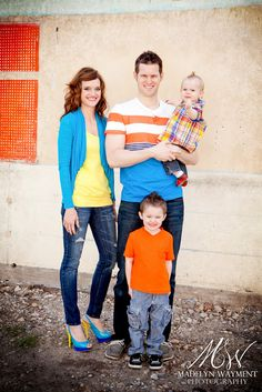 Family Pictures- color palette