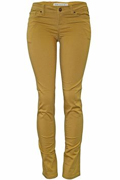 Trendyfriday Women's Color Skinny Jeans - perfect for fall.