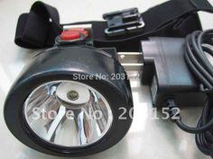 45.00$  Buy now - http://alib47.worldwells.pw/go.php?t=396006473 - 3W Cree Q5 LED Mining light Miner's light headlight 13000Lux li-ion battery KL2.5LM(B)