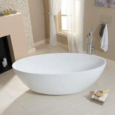 33 best badewanne freistehend images on pinterest bathtubs bathroom ideas and bathrooms. Black Bedroom Furniture Sets. Home Design Ideas