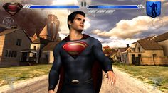 Man of Steel – The Superman Game : Man of Steel infuses the power of the Infinity Blade in the hands of the last son of Krypton. If you played Avengers initiative last year, you will find this a vaguely familiar. Unfortunately, since the Man of Steel draws heavily from the film of the same name, this game is by the number of environments and villains make in your search limited to the earth from a Kryptonian invasion to save. Still, it's a blast knocking General Zod soldiers through...