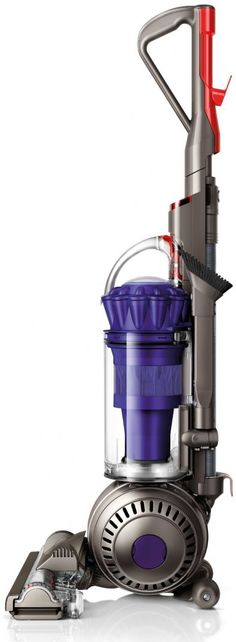 Dyson - DC41 Animal HEPA Bagless Upright Vacuum - Purple/Iron. Concentrated technology for homes with pets. Weighs just 11.6 lbs. All around performance. Root Cyclone technology, Ball technology, Pet hair pickup, Does not require replacement bags, belts and filters. Certified asthma & allergy friendly. Retailed at $599.99