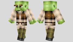 Shrek Skin para Minecraft