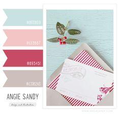 Color Crush 10.12.2013 — Angie Sandy Design & Illustration