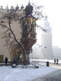 Cracovie, la ville la plus romantique en Pologne