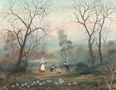 Do Come along Children - Helen  Bradley