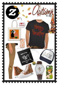 """Fall Fashion By Zazzle.com"" by freida-adams ❤ liked on Polyvore featuring www"
