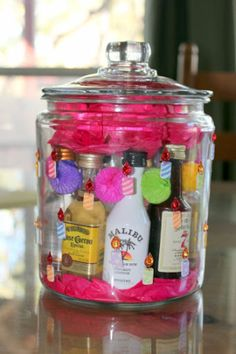 Mini Liquor Bottle Gift? | A Not So Daily Dose of Daisy