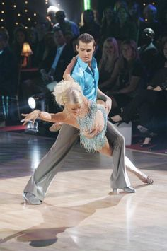 DWTS Season 7 Fall 2008 Cody Linley and Julianne Hough