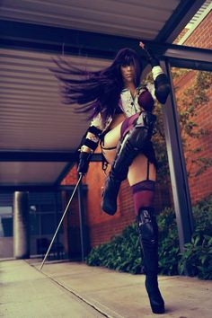 Cosplay Collection: Saeko (High School of the Dead) - Project-Nerd