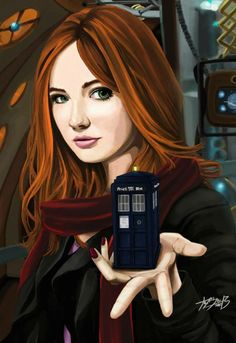 Amy Pond/Mara Jade