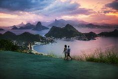 Step By Step | Brazil | Steve McCurry