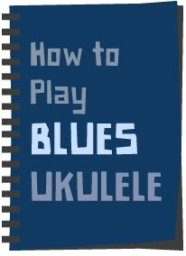 This could be an interesting book-- How to Play Blues Ukulele   How To Play Ukulele