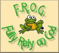 FROG--Idea for CIW