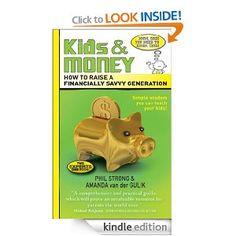 Kids and Money Money Activities, Kids Reading, Teaching Kids, Kindle, Amanda, Van, Strong, Vans, Children Reading