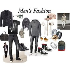 """""""Men's Fashion"""" by telley-m-jay on Polyvore"""