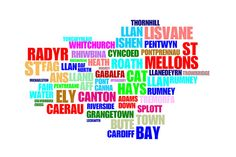 Cardiff Typo Map by DJLeekee, via Flickr