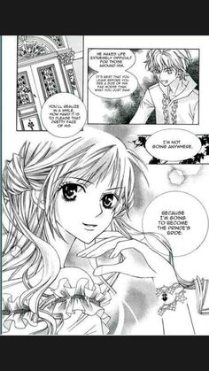 A Kiss To My Prince What A Confidence Manhwa Anime Manga