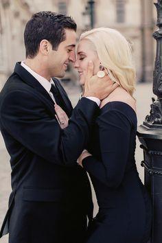 1 Year Anniversary Photo Shoot in Paris - Trendy Groom Wedding Blog