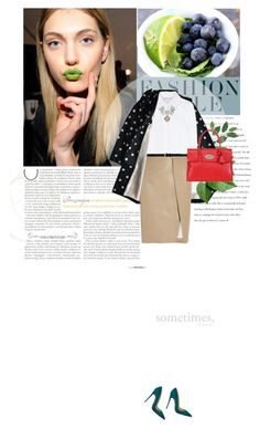 """""""Fashion File"""" by makica-brate ❤ liked on Polyvore featuring Christian Louboutin, Tory Burch, Acne Studios, Yves Saint Laurent, H&M, Mulberry, women's clothing, women, female and woman"""