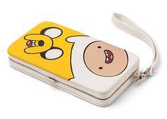 Adventure Time Wallet Phone Case