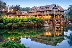 Big Cedar Lodge, Branson, MO