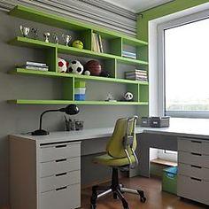 Inspirace dětský pokoj - Dětský pokoj | Biano Kids Bedroom, Bedroom Decor, Bedroom Ideas, Study Desk, Office Desk, Corner Desk, Relax, House, Furniture