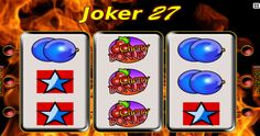 Joker27 is a 3 reel 27 pay line game designed and developed by kajot