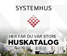 Bestill vår store huskatalog på systemhus.no Skagen, Aurora, Design, Northern Lights, Design Comics