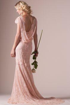 ROBE IPHIGENIE DE DOS Créateurs Vente robes et accessoires de mariée Marseille - Sonia. B