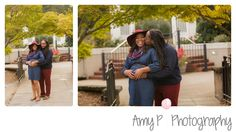 Maternity photo session | Maroon and Blue Outfits | Outdoor photo session | Maternity photos |