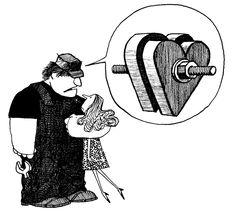 Quino - Hombres de bolsillo (Pocket Men, 1977) Cute Comics, Funny Comics, Lucky Luke, Caricature Drawing, Humor Grafico, Amazing Adventures, Memes, Contemporary Art, Funny Pictures