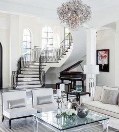 Unique Pianos Designer Grand Pianos For Sale Black And White Living Room Decor White Living Room Decor Luxury Living Room