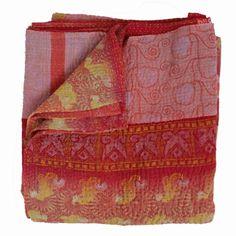 Vintage Sari plaid 15 | by I LOVE