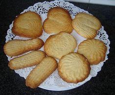 Recept voor Koekjes: sprits. Meer originele recepten en bereidingswijze voor gebak vind je op gette.org.