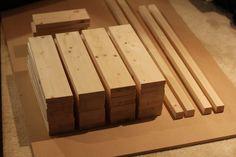 ヘリンボーンテーブルを安い1×4材で作る。〜DIYおじさんの家具作り本気編〜 LIMIA (リミア)