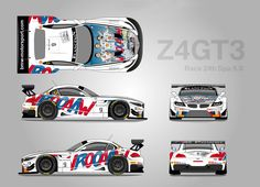 "Standing out from the crowd. The ""Dream Team"" car is to take on a cartoon-style design featuring Alessandro Zanardi, Timo Glock and Bruno Spengler in homage to the iconic Belgian comic series about racing driver ""Michel Vaillant"". Bmw Z4, Sport Cars, Race Cars, Bmw Love, Mini Cooper S, Indy Cars, Bmw Cars, Car Photos, Cartoon Styles"